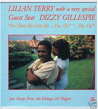 LP LILIAN TERRY & DIZZY GILLESPIE OO SHOO BE DOO BE