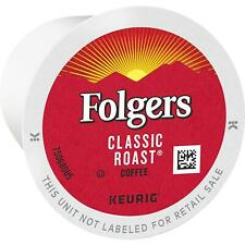 Folgers Classic Roast Coffee K-Cups (select quantity)