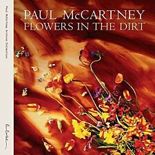 PAUL MCCARTNEY CD - FLOWERS IN THE DIRT [2CD SPECIAL EDITION](2017) - NEW