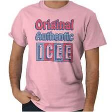 Vintage Licensed Original Authentic Icee Womens or Mens Crewneck T Shirt Tee