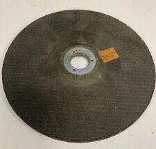 Metal Grinding Disc 180mm 22mm Unbranded