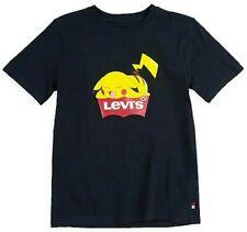 NWT Levis X Pokemon Pikachu Youth Boys Tee T-Shirt Large 147-163 CM 12-13 Years