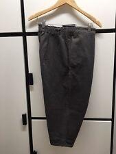 Arts and Science Japan 1 Cotton Dark Gray Drawstrings Cropped Pants