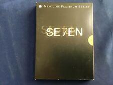 SE7EN  DVD Set D8816