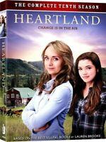 Heartland: Season 10 [DVD, 2017, 3-Disc Set] | Sealed New