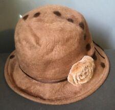 Naftali Abenaim Millinery Rabbit hair hat