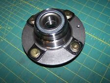 H12165 S Wheel Bearing and Hub Assembly Rear for 1997 - 1999 Hyundai Accent 1.5L