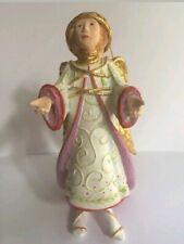 Patience Brewster Reverent Angel Ornament* Krinkles* Dept.56 NIB. Nativity.