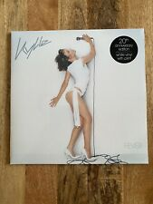 KYLIE MINOGUE - FEVER - 20th Anniversary WHITE VINYL LTD Edition Only 4000 Made