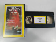 VOLCAN - VHS TAPE CINTA NATIONAL GEOGRAPHIC VIDEO