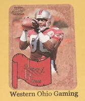 1997 Pacific Philadelphia Collection Jerry Rice #33 NFL Photoengravings