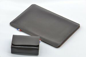 """New Slim Laptop Sleeve Case For Dell XPS 15 15.6"""" 9550 9560 with Adapter Bag"""