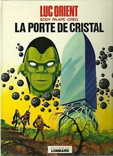 LUC ORIENT La Porte de cristal EO 1977 Comme neuf