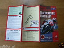 1997 FLYER DUTCH TT ASSEN 1997 GRAND PRIX,MOTO GP