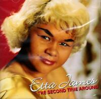 Etta James - The Second Time Around (NEW SEALED CD)