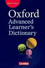 Oxford Advanced Learner's Dictionary - 9th Edition / B2-C2 - Wörterbuch (Kartoniert) (2015, Taschenbuch)