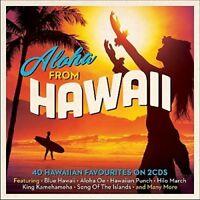 Various Artists - Aloha From Hawaii / Various [New CD] UK - Import