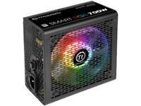 Thermaltake Smart RGB Series 700W SLI/CrossFire Ready Continuous Power ATX 12V V
