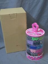 Brand New Fashion Angels Bead Tower 18,000 + Beads & 5 Reusable Cases Craft Art