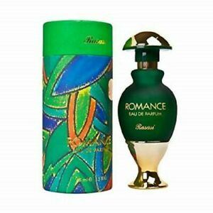 Rasasi Romance Eau De Parfum  15ml For Women WA302
