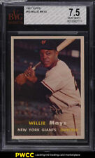 1957 Topps Willie Mays #10 BVG 7.5 NRMT+ (PWCC)