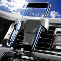 Gravity Car Air Vent Mount Cradle Holder Stand for iPhone Mobile Cell Phone GPS…