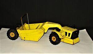 Vintage Tonka Toys Earth Mover Scraper No Dents