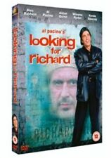 Looking for Richard 5039036019651 With Al Pacino DVD Region 2