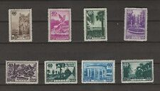 1948 Russia Scott 1310-17 Views of the Caucasus and Crimea Mint Hinged
