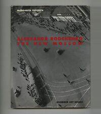 1998 M Tupitsyn ALEKSANDR RODCHENKO: THE NEW MOSCOW Soviet Avant-Garde PhotoBook