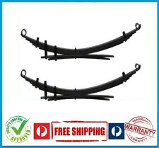 FORD RANGER PX I II 4X4 11-18 REAR RAISED LEAF SPRINGS - PAIR - CONSTANT 500KG