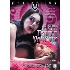 Female Vampire DVD Region 1 WS/FRA LNG/ENG SUB