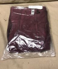Football Game Pants NIKE Maroon Size 32s style #763360-669