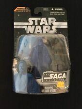 Star Wars Holographic Obi Wan Kenobi The Saga Collection Crease / Crush Package