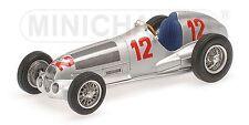 Minichamps 1/43: 400370012 Mercedes-Benz W125 #12 Rudolf Caracciola, Winner