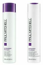 PAUL MITCHELL Set EXTRA BODY DAILY SHAMPOO 300ml & CONDITIONER 300ml NEW