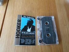 JOHN LEE HOOKER - THE COLLECTION ( 20 BLUES GREATS )  1985