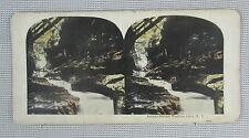 Stereoview - Artist's Dream, Watkins Glen, New York NY