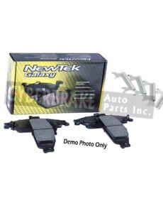 FRONT Ceramic Brake Pads Fits 09 Nissan 350Z W/ Hardware Kit Infinti Q60 Japan