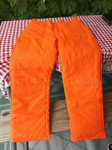 Winchester 2XL Mens Orange Cold Hunting Pants NWOT NEVER WORN.