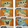 Baby Yoda Figure - Star Wars The Mandalorian Baby Bounties Figures - Adorable!