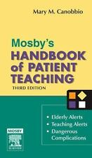 MARY M. CANOBBIO RN  MN  FAAN - Mosby's Handbook of Patient Teaching, 3e