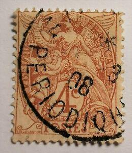 "TIMBRE FRANCE TYPE BLANC N°104 (TB-1214- 1)TB CaD ""Périodiques"""