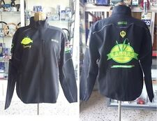 SPARCO SOFT SHELL TAGLIA XXL SIZE XX-LARGE SPARCO HOODIE IN DROP TEX