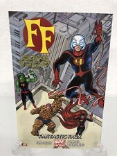 FF Fantastic Faux Volume 1 Collects #4-8 Marvel Comics TPB Trade Paperback NEW