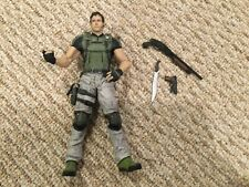 Neca Chris Redfield Resident Evil 5 7? Loose