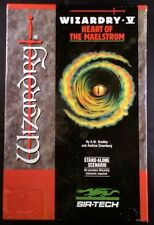 Wizardry V: Heart of the Maelstrom (Apple, 1988) - Complete