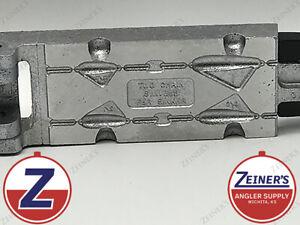 3128 New Do It Keel Trolling Weight Sinker Mold - Sizes 3/8, 1/2, 5/8, 1 oz