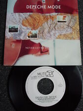 Depeche Mode-Never Let Me Down 7 Ps-Made in Holland-NCB