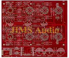 6V6 push-pull tube power amplifier stereo premium grade PCB !